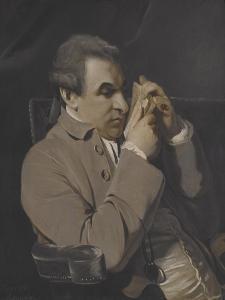 Portrait of Joseph Baretti, Copy by Sir Joshua Reynolds