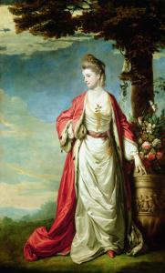 Portrait of Mrs Trecothick, in Turkish Dress by Sir Joshua Reynolds