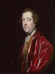 Portrait of the Rt. Hon. Charles Townshend MP (1725-67), C.1765-67 by Sir Joshua Reynolds