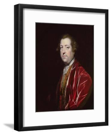 Portrait of the Rt. Hon. Charles Townshend MP (1725-67), C.1765-67