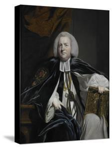 Robert Hay Drummond, D. D. Archbishop of York and Chancellor of the Order of the Garter, 1764 by Sir Joshua Reynolds