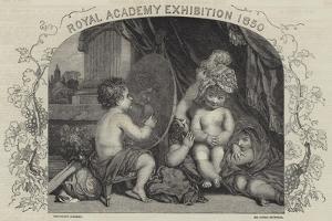 Royal Academy Exhibition 1850 by Sir Joshua Reynolds