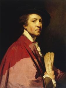 Self-Portrait by Sir Joshua Reynolds