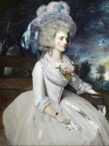Selina, Lady Skipwith by Sir Joshua Reynolds