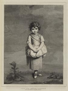Sylvia, Lady Gertrude Fitzpatrick by Sir Joshua Reynolds