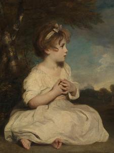 The Age of Innocence by Sir Joshua Reynolds
