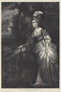 The Duchess of Devonshire by Sir Joshua Reynolds