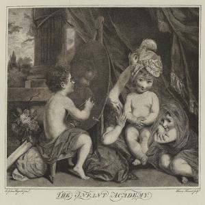 The Infant Academy by Sir Joshua Reynolds