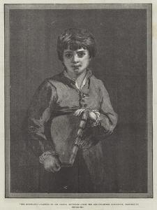 The Schoolboy by Sir Joshua Reynolds
