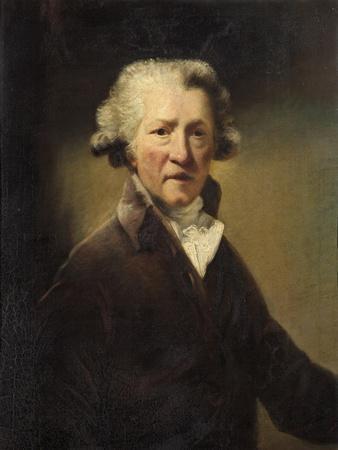 Sir Joshua Reynolds-John Jackson-Giclee Print