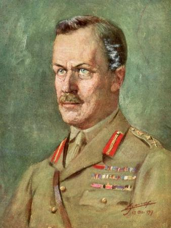 Sir Julian Hedworth George Byng, British First World War General--Giclee Print