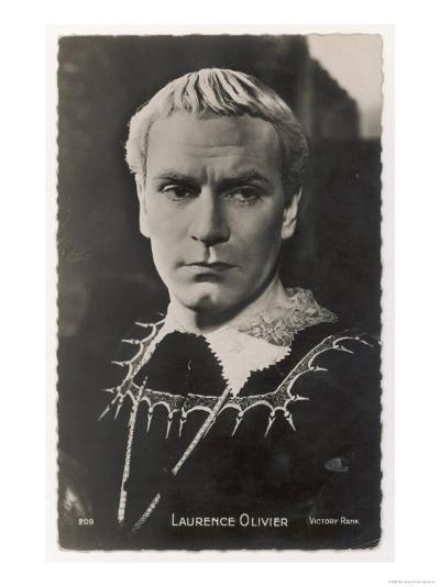 Sir Laurence Olivier in the Role of Hamlet for the Film Version--Giclee Print
