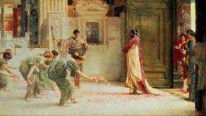 Caracalla by Sir Lawrence Alma-Tadema