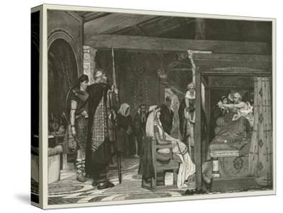 Fredegonde at the Death-Bed of Praetextatus