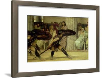 Pyrrhic Dance, 1869