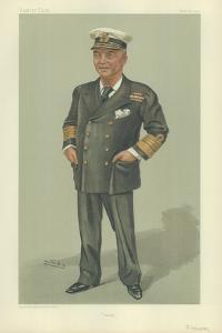 Admiral Sir John Arbuthnot Fisher by Sir Leslie Ward