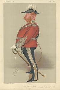 Captain John Thomas North by Sir Leslie Ward