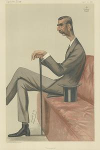General Lord Chelmsford by Sir Leslie Ward
