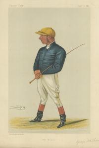 George Fordham by Sir Leslie Ward