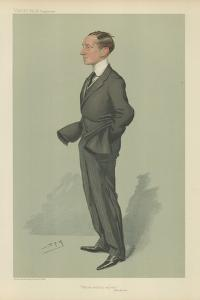 Guglielmo Marconi by Sir Leslie Ward