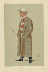 Herbert Mornington Cannon by Sir Leslie Ward