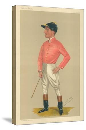 James Woodburn, 21 June 1890, Vanity Fair Cartoon