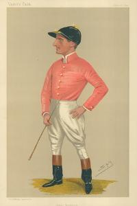 James Woodburn, 21 June 1890, Vanity Fair Cartoon by Sir Leslie Ward