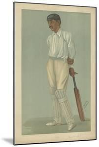 Kumar Shri Ranjitsinhji by Sir Leslie Ward