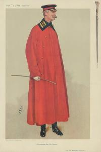 Lieutenant-Colonel John Anstruther-Thomson by Sir Leslie Ward