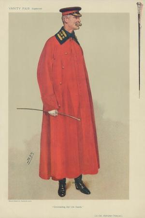 Lieutenant-Colonel John Anstruther-Thomson