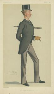 Lord Inverurie by Sir Leslie Ward