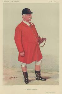 Mr Albert Brassey by Sir Leslie Ward