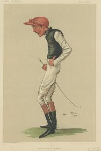 Mr Frederick J Archer by Sir Leslie Ward