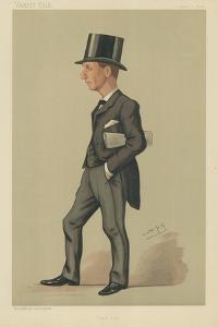Mr Herbert Henry Asquith by Sir Leslie Ward