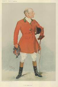 Mr Reginald Corbet by Sir Leslie Ward