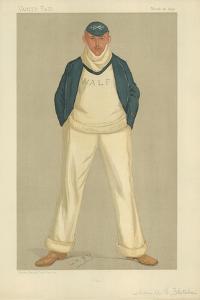 Mr William Alfred Littledale Fletcher by Sir Leslie Ward