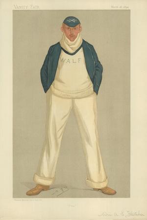 Mr William Alfred Littledale Fletcher