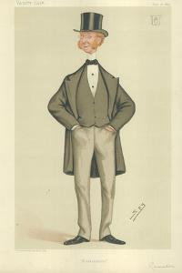 Sir John William Ramsden by Sir Leslie Ward
