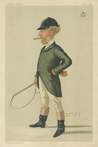 Sir Robert Bateson-Harvey by Sir Leslie Ward