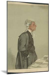 The Hon Sir Arthur Richard Jelf by Sir Leslie Ward