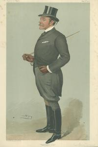 The Right Hon Sir Henry Mortimer Durand by Sir Leslie Ward