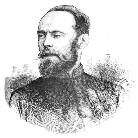 'Sir Louis Cavagnari', c1880-Unknown-Giclee Print