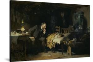 Fildes: The Doctor, 1891 by Sir Luke Fildes