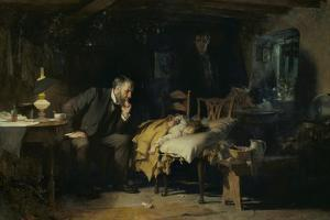 The Doctor by Sir Luke Fildes
