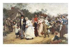 The Doctor-Sir Luke Fildes-Giclee Print