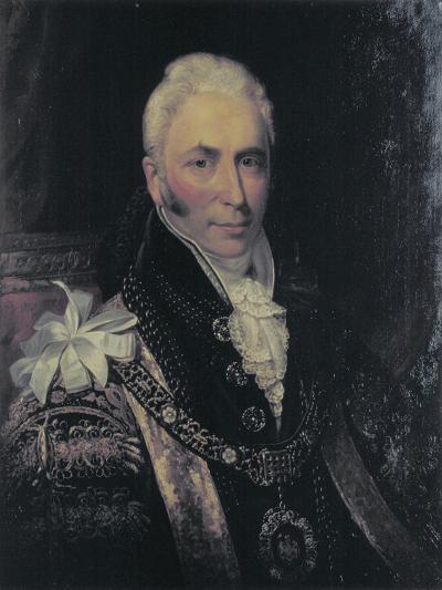Sir Matthew Wood, Lord Mayor 1815-1817-George Patten-Giclee Print