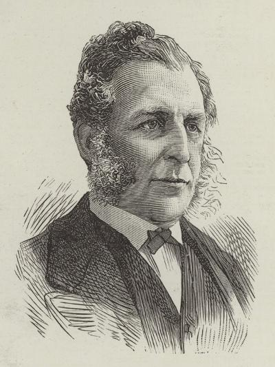 Sir Michael Roberts Westropp--Giclee Print