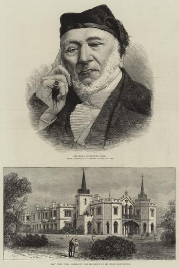 Sir Moses Montefiore--Giclee Print