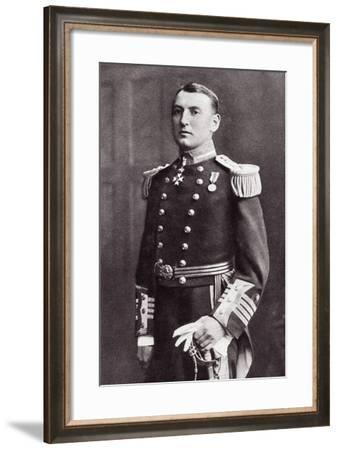 Sir Murray Sueter, from 'The Illustrated War News', Published in 1915--Framed Giclee Print