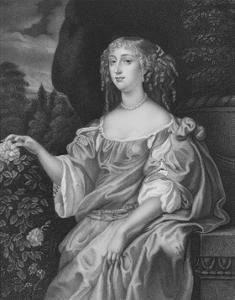 Henrietta, Countess of Rochester by Sir Peter Lely